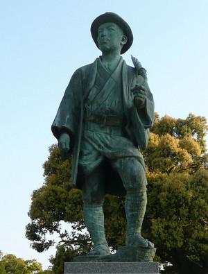 Wakayama_bokusui_statue__miyazaki_p